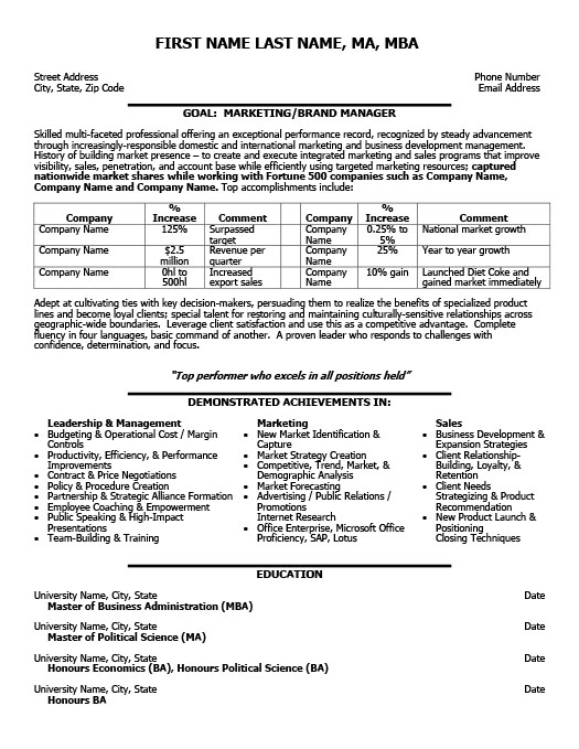 Inside Territory Manager Resume Template Premium Resume Samples - territory manager resume