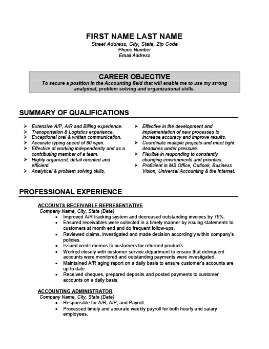 Product Specialist Resume Template Premium Resume Samples  Example