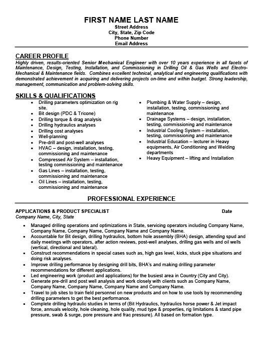 Accounting Resume Templates, Samples  Examples Resume Templates 101 - Resume For Accountant Sample