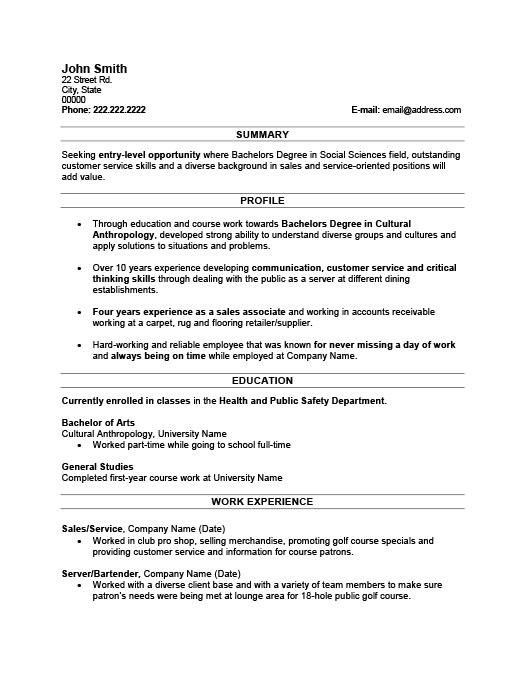 Sales Representative Resume Template Premium Resume Samples  Example