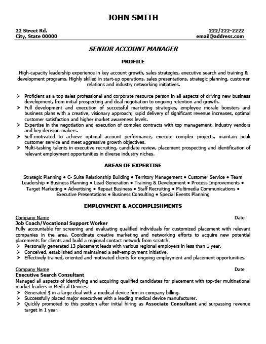 senior management resume samples audit senior manager resume sample