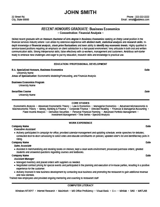 Financial Analyst Resume Template Premium Resume Samples  Example - resume for finance