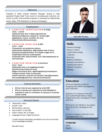 General Manager Marketing Resume Templates, General Manager