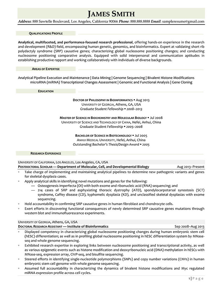 Sample Civilian and Federal Resumes - Resume Valley - r and d test engineer sample resume
