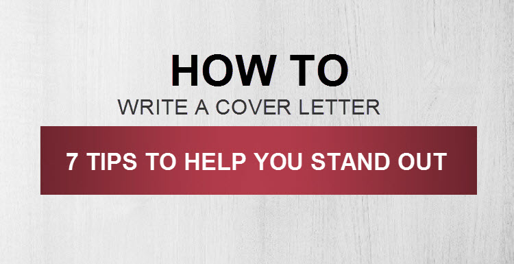 7 Tips to Write an Effective Cover Letter - Resume Writer For You