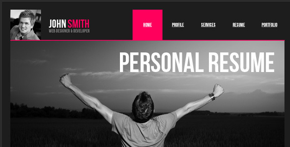 Personal Resume Website Pros  Cons - web resume