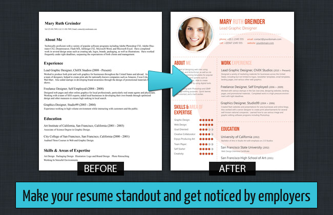 resume cv stands for