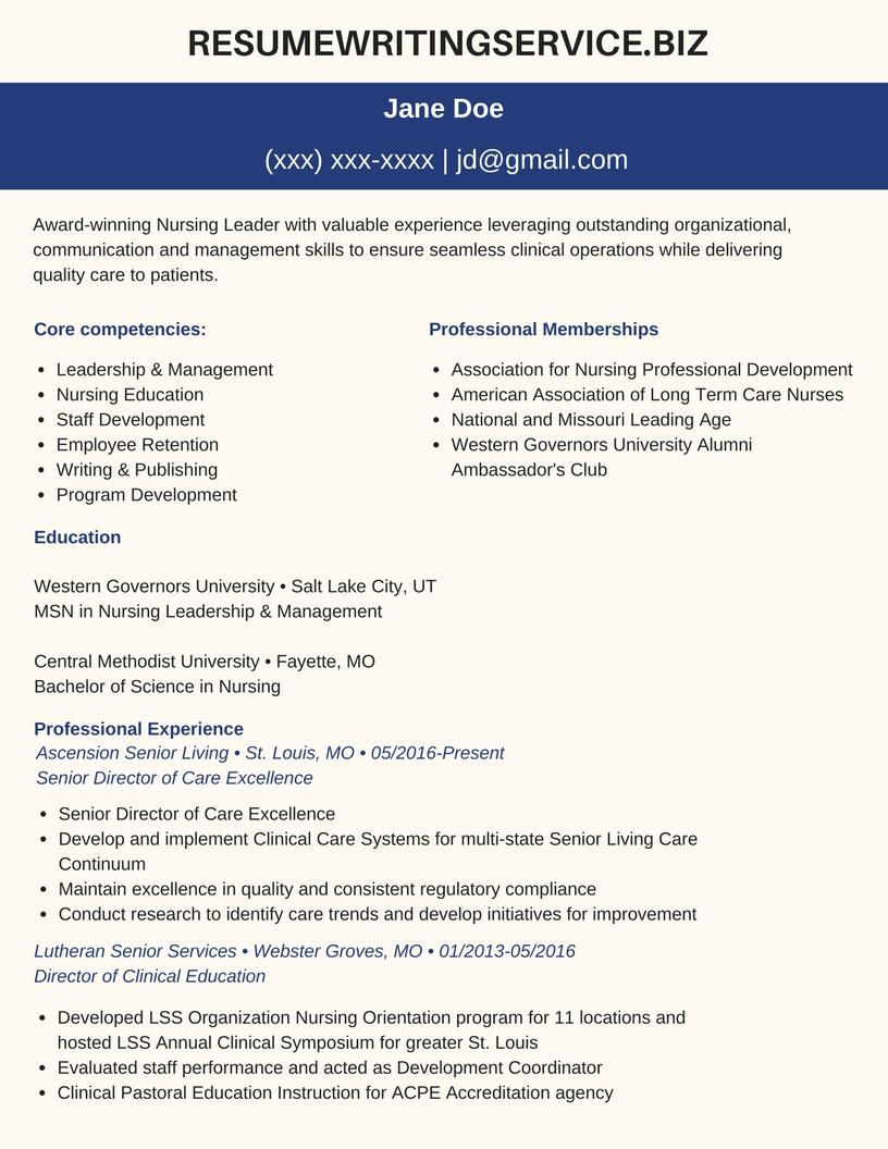 Professional Resume Examples Nursing Nursing Resume Objective Examples Monster Professional Msn Resume Sample Resume Writing Service