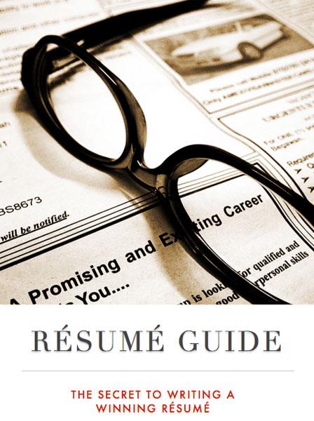 Resume Writing eBook - Free Download (PDF, epub, mobi) - how to write a free resume