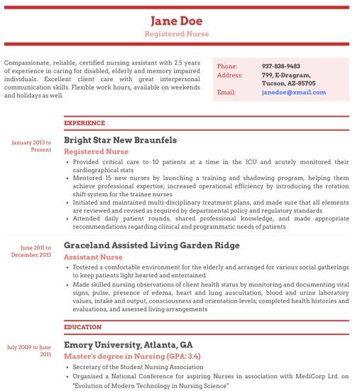 Photo Resume Templates, Professional CV Formats Resumonk - photo on resume