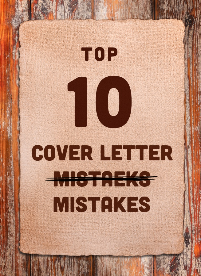 Don\u0027t Make These 10 Cover Letter Mistakes - Resumonk Blog