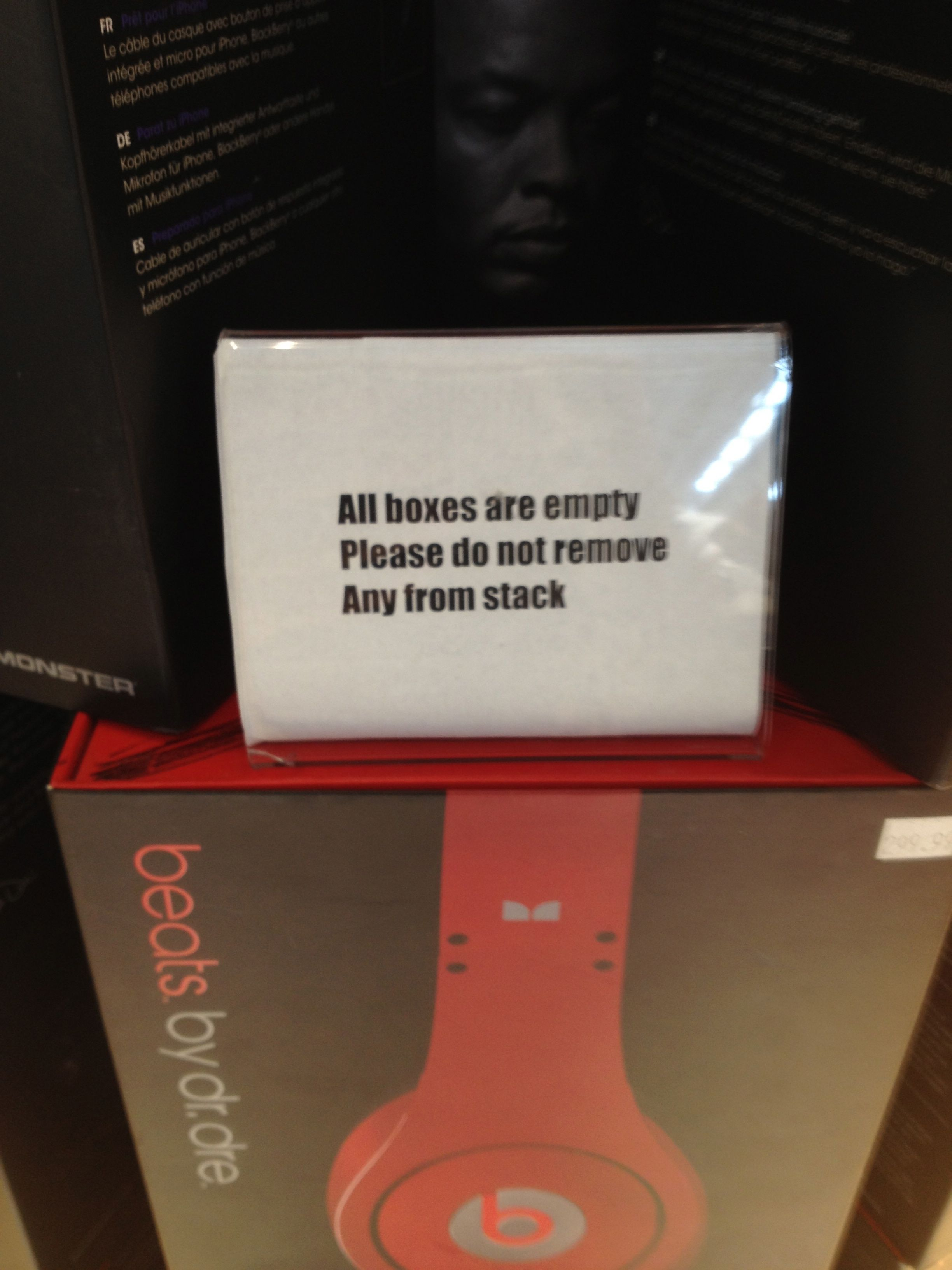 Retail Signage Examples of How Not To Talk To Your Customers Pics