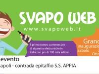 Il sindaco Mastella ha incontrato stamani l'amministratore di Svapo Web