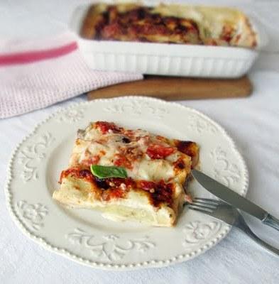 Preparare Cannelloni cu carne 11