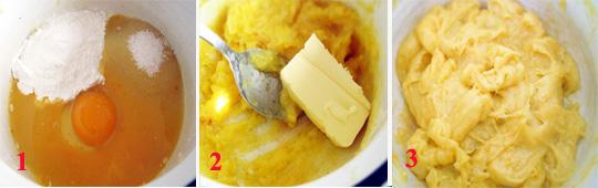 Preparare Prajitura cremoasa cu mac, branza si lamaie 8