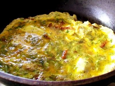 Preparare Supa de spanac 8
