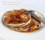 pancakes - clatite americane cu mure