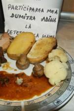 Pui la cuptor, marinat by adinagrig