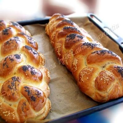 Alte paini, altfel impletite :) – video