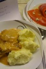 Papricas de pui cu smantana by Cristina P