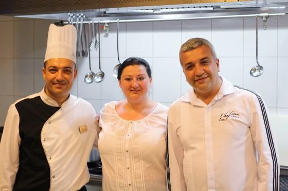 chefs - royal holiday palace