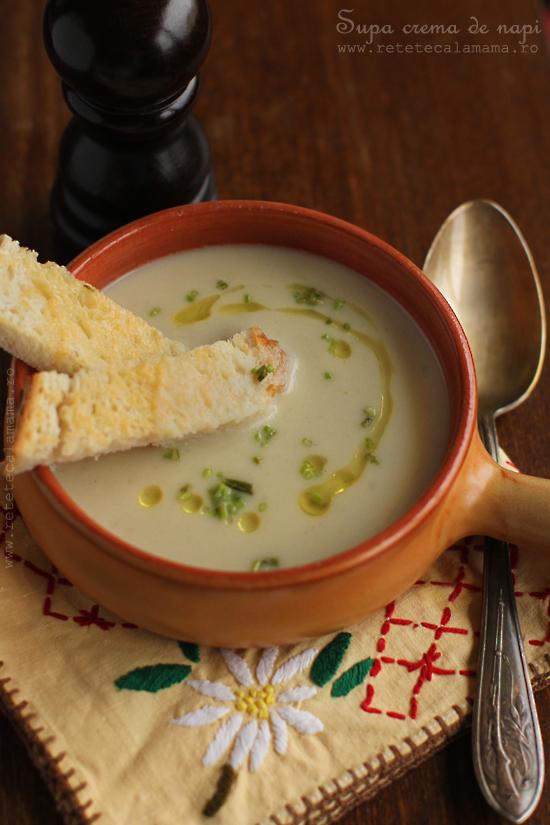 supa crema de napi 2 1