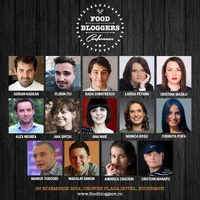 Despre Food Bloggers Conference 2014