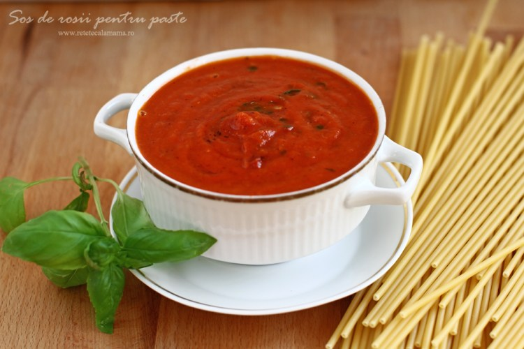 sos de rosii pentru paste-2 retetecalamama