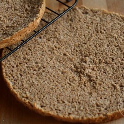 Blat de tort cu nuca (fara gluten)