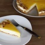 tarta fara coacere cu crema de lamaie si lapte condensat