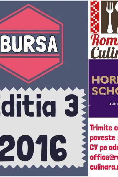 bursa România Culinară 2016