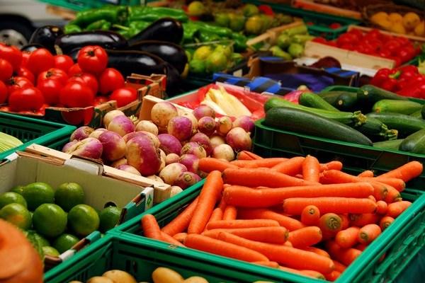 regimul vegetarian fructe si legume foto