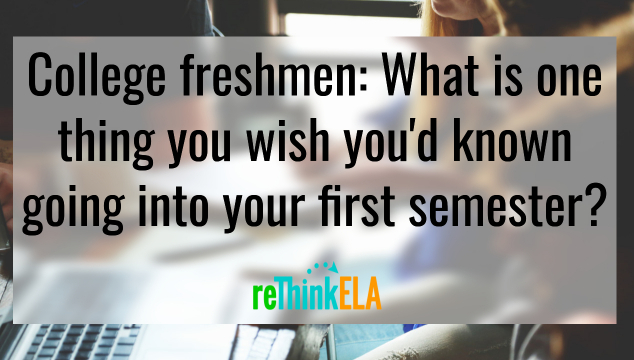 Going To College? Best Tips For A Successful Freshman Year From - college success tips