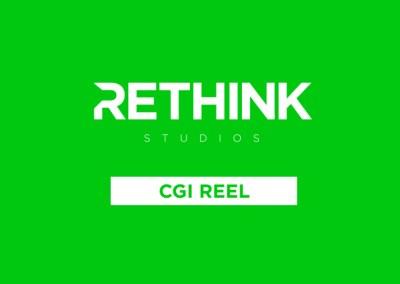 RETHINK STUDIOS CGI REEL