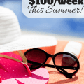 With summer on the way, we are all looking for ways to get out and about, change up our routines, and possibly make extra money. Here are seven creative ways to make an extra $100 per week this summer.