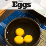 9 Substitutes For Eggs