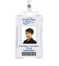 Employee Id Badge Holder