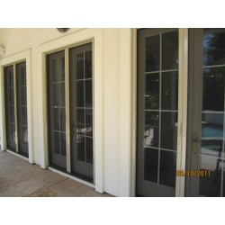 Small Crop Of Screens For French Doors