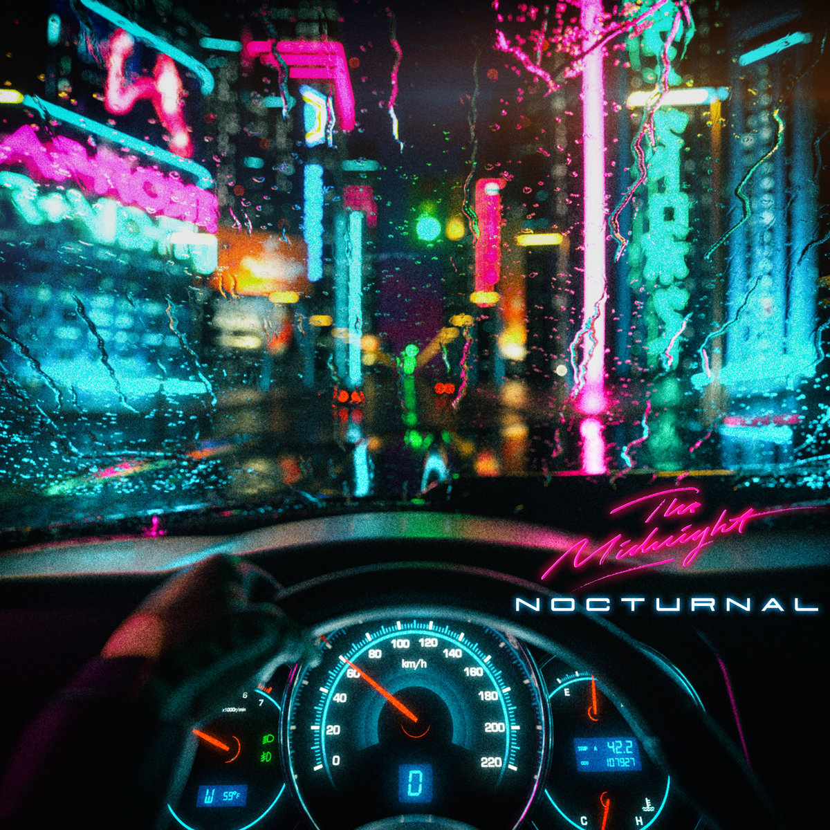 The Cars Band Cover Wallpaper Retro Synthwave Outrun