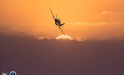 Mustang Flights Australia over ANZAC Day Dawn Service  http://www.mustangflights.com/