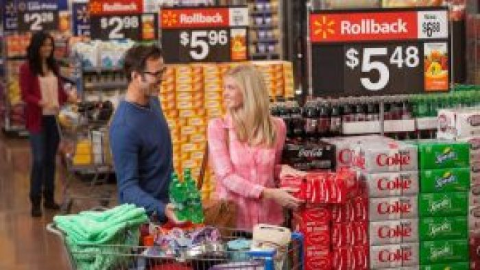 Walmart attracts certain demographics more consistently than other stores