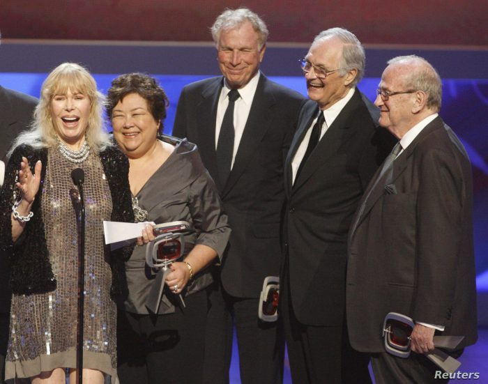 M*A*S*H co-stars remember kellye nakahara