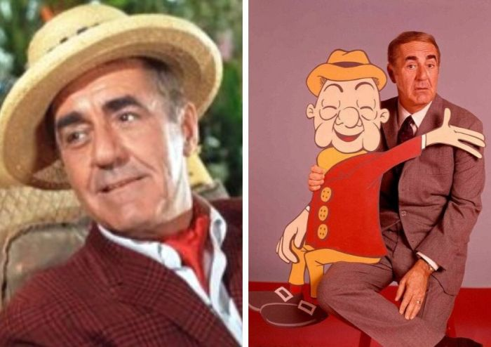 jim backus thurston howell iii