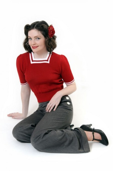 heyday ladies high waist trousers