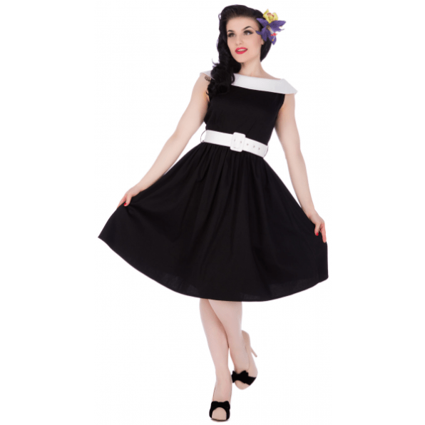 Black & White Cindy Dress BUY
