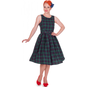 Green Check Annie Dress BUY