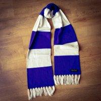 Everton Luxury Merino Wool Striped Football Scarf