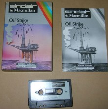 oil-strike