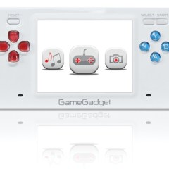 Looking forward to release of the GameGadget in March