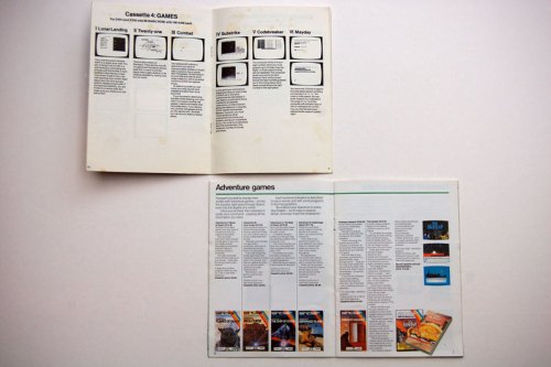 Inside the software catalogues
